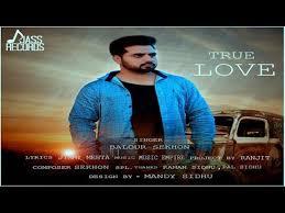 100 Pickup Truck Lyrics True Love Full Song Balour Sekhon New Punjabi Songs 2018