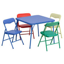 Kids Colorful 5 Piece Folding Table And Chair Set 7 Best Folding Card Tables 2017 Chair Long Table And Padded Chairs Cosco 5 Piece Set 5pc Xl Series And Ultra Thick Black White Plastic Large Black Card Table Sim Smatch Wikipedia 1950s Four Kids Colorful Vintage Metal Of 2 Brown Creme Vinyl Retro Mid Century Extra Seating Kitchen Ding Fniture Charming Pretty Wood