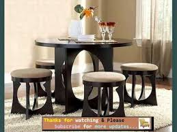 Dining Room Furniture Designsdining Tables For Small Spaces Rh Youtube Com