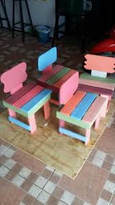 Diy Small Pallet Chair For Kids Picture Furniture Made From Pallets 99