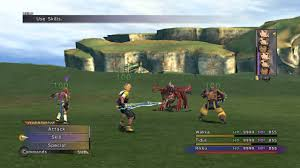 Final Fantasy X Remaster Light Curtain by Final Fantasy X Hd Ps4 Auto Protect For Custom Armor Youtube