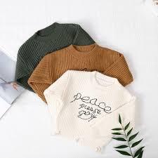 Großhandel Neue Muster 2018 Herbst Und Winter Kinder Pullover