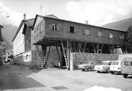1951 1954 Geschichte der Migros Wallis 1955 2015