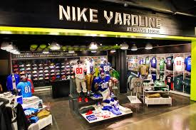 Nike Outlet Nj by Nike And Chs Launch Football Retail Destination