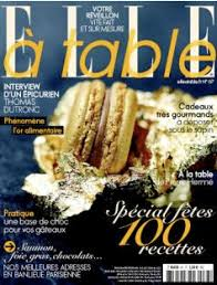magazine de cuisine micro cuisine 3 desserts gourmands