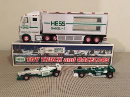 Best Hess Toy Truck And 2 Indy Racecars 2003 For Sale In ...