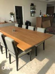 Hardly Used Designer Dining Table For 12 Urgent Sale Jounieh