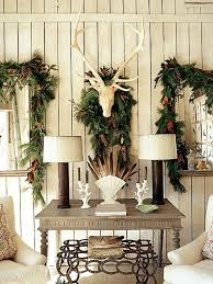 Elegant Christmas Country Living Room Decor Ideas 02