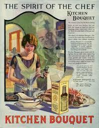 The Original Essence of Kitchen Bouquet Archive 57