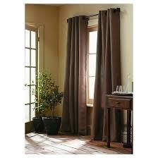 basketweave curtain panel threshold target