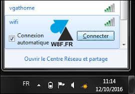 connecter un pc de bureau en wifi windows 7 se connecter à un réseau wifi windowsfacile fr