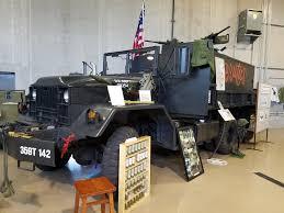 Replica Of Vietnam Gun Truck