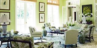 the best green living room paint colors