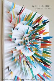 Scraps To Wall Art 4