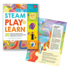The Best New STEAM Book · Art Projects For Kids