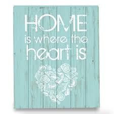 Prinz Home Is Where The Heart Wood Box Sign Reviews