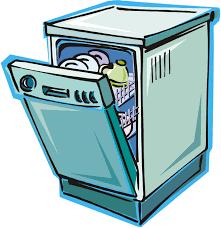 Image Free Stock Dishwasher Clipart