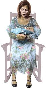 ROCKING MOLDY MOMMY ANIMATED HALLOWEEN PROP Lifesize Talking Haunted House  New - MR124283 Halloween Rocking Chair Grandma Prop Let Be Creepy Stock Photos Images Alamy A Funeral Homes Specialty Dioramas Of The Propped Up Best Hror Movies All Time 75 Scariest Films To Watch Top 10 Eerie Tales About Dolls Listverse Hd Cryengine News Marketplace Spotlight Assets For Critical Lawnmower Mosh Mannequins Very Eerie Seeing Norma In That Rocking Chair Animated Horse Girl 11 Old Lady Free Clipart