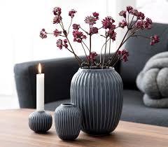 hammershøi vasen und kerzenhalter kähler design bild