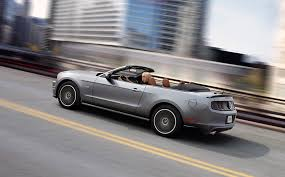 2013 Ford Mustang GT Convertible Ford
