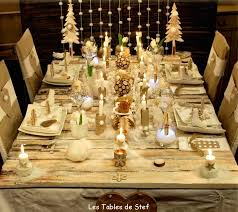 deco noel de table decorations de tables ides