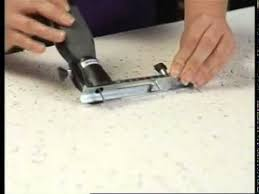 Dremel Tile Cutting Kit by Dremel Cutting A Circle In Ceiling Tile Origo Diy Tools Youtube