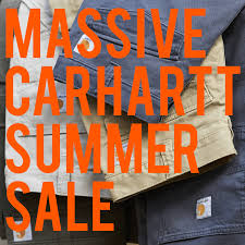 104 Carhart On Sale Mi Supplies T Jeans For Ly 24 99 In Our Summer Milled