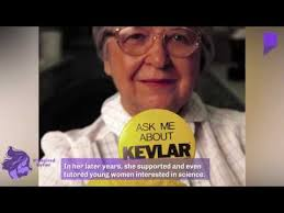 Stephanie Kwolek The Inventor Of Kevlar