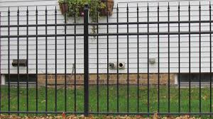 Decorative Garden Fence Panels by Fence Black Wire Fence Alluring Black Chain Link Fence Tulsa