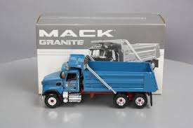 100 Heavy Duty Truck Auction Buy First Gear 193122 KLine Mack Granite Dump 1