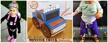 100 Monster Truck Halloween Costume The Great Link Up Features Part 2 Eighteen25