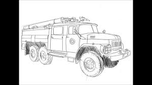 99 How To Draw A Fire Truck Step By Step 15 Engine Drawing Fire For Free Download On Yoqqorg