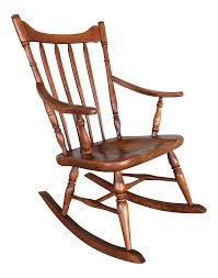 Ethan Allen Swivel Rocker Chair by Vintage U0026 Used Traditional Rocking Chairs Chairish
