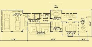 One Level House Floor Plans Colors Craftsman Cottage House Plans Carefully Crafted