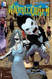 Batman The Dark Knight Vol 2 231 Ventriloquist