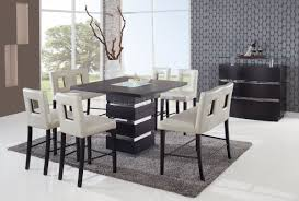 Cheap Kitchen Table Sets Free Shipping by Dg072bt Dining Table In Wenge By Global W Beige Chairs U0026 Options