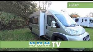 MMM TV Motorhome Review IH N Class 630 SL Campervan