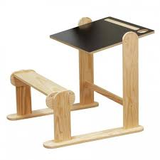 bureau pupitre enfant pupitre en bois jb bois jeujouethique com