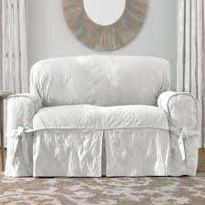 Karlstad Sofa Cover Colors by Living Room Sure Fit Slipcovers Sofa Bath And Beyond Couch