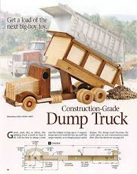408 wooden truck plans children u0027s wooden toy plans and projects