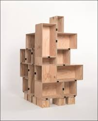 Image Courtesy Of Goncalo Pinho DIY Plywood Box Display As Retail Merchandising Fixture