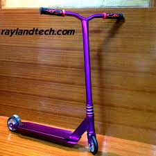 Purple Cheap Stunt Scooters Wholesale From China Manufacturer