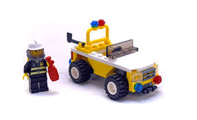 100 How To Build A Lego Fire Truck 4x4 LEGO Set 200021 Ing Sets City