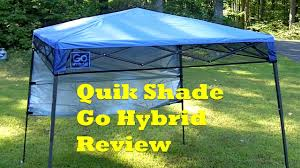 Review Quik Shade Go Hybrid Backpack Canopy Shade When You Need