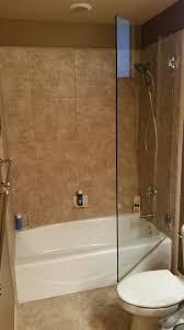 Bathtub Splash Guard Clear by Bathtubs Awesome Glass Bathtub Wall 42 Good Clear Glass Bathtub