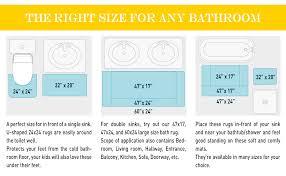 nicetown soft plush shaggy bath mats for bathroom floor set of 2 light grey 20 x 32 plus 17 x 24 inch thick chenille bath rugs for bathroom