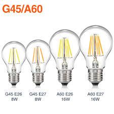 cheap e27 e26 e14 e12 retro edison l filament led bulb dimmable