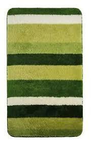 details zu ridder teppich carl 60x90 cm grün badezimmerteppich badvorleger vorleger