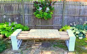 bench garden storage bench wonderful outdoor bench diy this diy