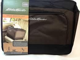 Eddie Bauer Dog Beds by Eddie Bauer Pet Travel Booster Seat Car Carrier Brown 25lbs